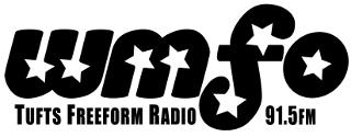 WMFO bumper sticker
